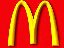 В Киеве горит «Макдоналдс»