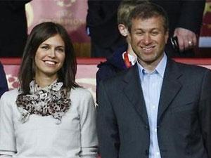 Абрамович потратил на невесту уже $220 млн
