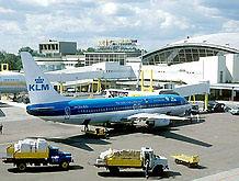 Внутренние авиаперевозки в Украине выросли на 40%
