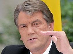 Ющенко обещает ежеквартальное увеличение пенсий