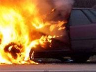 В Москве сгорели еще 13 автомобилей