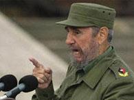 """Фидель Кастро считает отмену санкций ЕС в отношении Кубы """"лицемерием"""""""