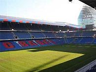 Голландцы добились дополнительной поливки поля перед матчем с Россией