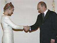 Тимошенко собирается в Москву