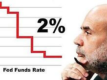 Учетная ставка межбанковского кредита США осталась на уровне 2%
