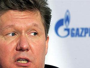Миллер: с 2009 года Украина будет покупать газ по цене более 400 долларов за тысячу кубометров