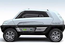Magna выпустит собственный гибридный автомобиль