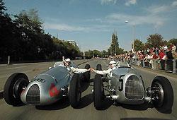 В гонке Mille Miglia примут участие 6 классических автомобилей Audi