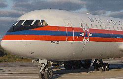 Самолет МЧС РФ прибыл в Шарм аш-Шейх за пострадавшими в ДТП россиянами