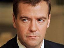 Европа ждет инаугурации Медведева