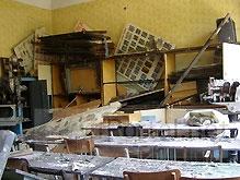 В Ивано-Франковске произошел мощный взрыв