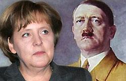 Чавес провел параллель между сторонниками Меркель и Гитлера