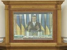 Рада закрылась. Ющенко, Тимошенко и Яценюк собирают глав фракций