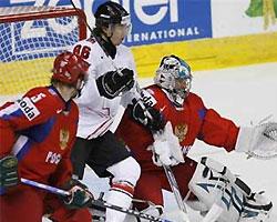 Хоккеист сборной России поблагодарил Фюррера за самый легкий гол