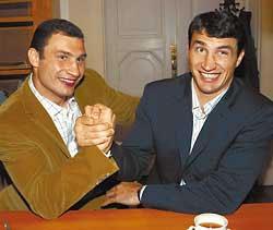 Международный турнир по боксу на призы братьев Кличко пройдет в Киеве