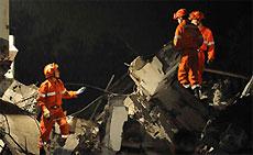 Китайский школьник провел 80 часов под завалами после землетрясения