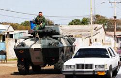Венесуэла обвиняет Колумбию в проведении трансграничной операции