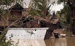 Филиппины ведут подсчет жертв урагана