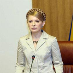 Тимошенко заявляет об инвестиционных рекордах