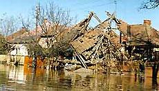 На Прикарпатье предупреждают о паводках и селевых оползнях