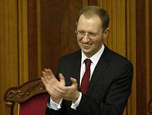Регионалы попытались заблокировать Раду: Яценюк закрыл заседание пораньше