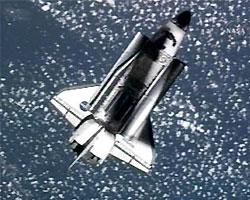 """NASA отложило запуск """"Атлантиса"""" и """"Индевора"""""""