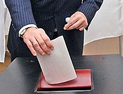 Киевский теризбирком обнародовал данные предварительного подсчета голосов по 291 участкам