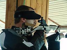 Украинский снайпер побеждает в Милане
