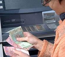 Средняя зарплата в Украине - 1801 грн