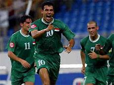 ФИФА временно сняла дисквалификацию со сборной Ирака
