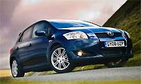 Toyota показала в Великобритании новый Auris SR