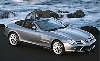 Вместо Mercedes SLR будет Mercedes SLC
