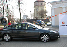 В Украине началась «Французская весна» с автомобилями Citroen