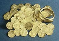 Шведскими археологами найдены сокровища викингов