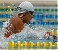 На чемпионате мира по плаванию побиты три мировых рекорда