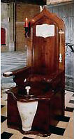 Королевский туалет-трон - мечта людей с изысканным вкусом