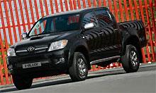 """Toyota выпустит 500 """"заряженных"""" пикапов Hilux"""