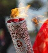 Индия засекретила время проведения эстафеты олимпийского огня в Дели