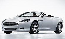 Aston Martin DB9 стал мощнее