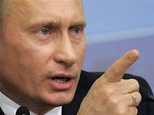 Путин: Юг Украины, там только одни русские