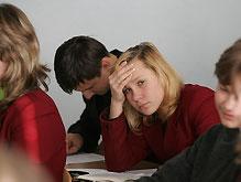 В Украине началось первое в истории тестирование