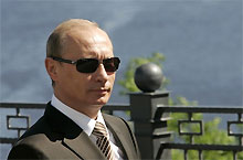 Украина пожаловалась на Путина в ООН
