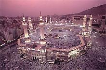 Мусульмане предлагают миру перейти на время по Мекке