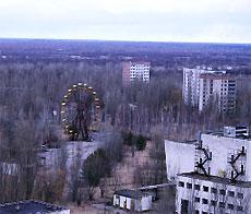 Чернобыль готовится принимать посетителей