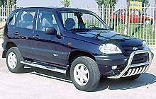 Chevrolet Niva с двигателем FAM1 больше не выпускается