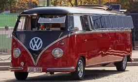 В Ганновере был показан микроавтобус-лимузин Volkswagen