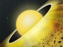 Немецкие астрономы обнаружили новую планету