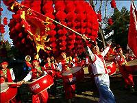 Китайцы готовятся встретить свой главный праздник - Новый год по лунному календарю