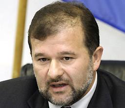 Балога назвал Тимошенко политическим шулером