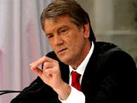Ющенко: отставка Юлии Тимошенко будет безответственным шагом